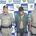PM prende na Cidade de Goiás autor de furto a posto de combustível em Faina - GO