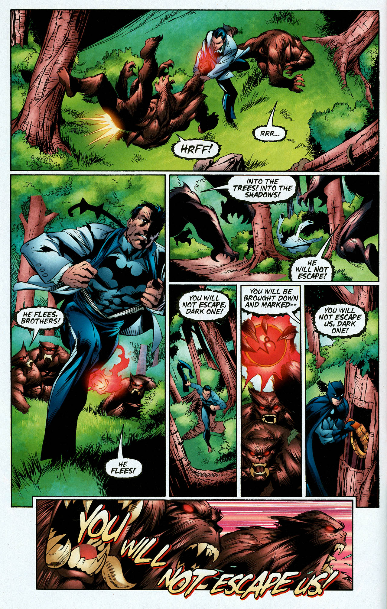 Read online Trinity (2008) comic -  Issue #9 - 6