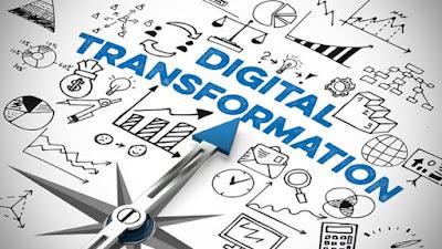 Chuyển đổi số - #DigitalTransformation. Nguồn: internet