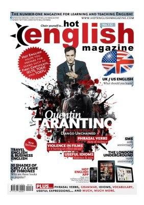 Hot English Magazine - Number 132