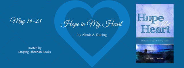 Hope in My Heart Tour + Giveaway thru 5/28