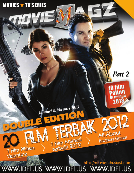 MovieMagz Double Edition Januari & Februari 2013