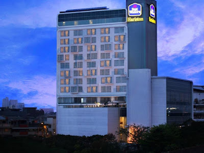 Cheap Hotel: Best Western Hariston Pluit