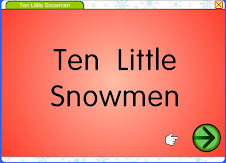 TEN LITTLE SNOWMAN