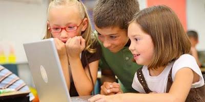 dampak sosial media bagi anak