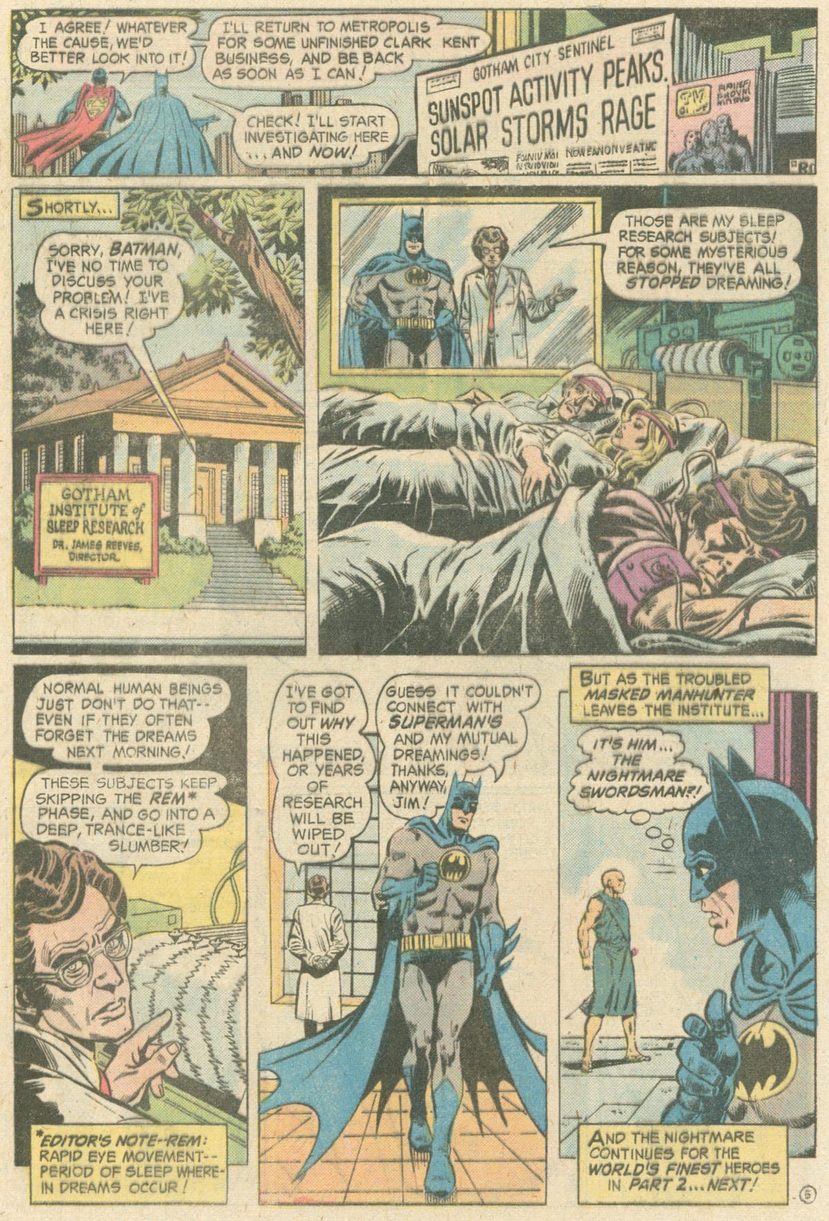 Read online World's Finest Comics comic -  Issue #232 - 9