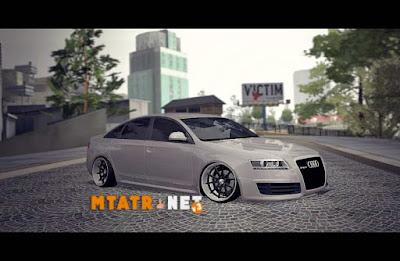 MTA SA Audi RS6 Stance