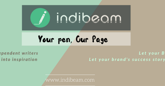 Indibeam - Your Pen, Our Page