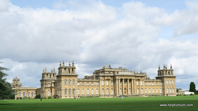 Blenheim Palace Summer of Fun