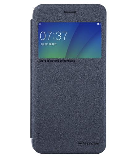 Flip Leather Case Nillkin - Oppo A39 / A57 100% Original