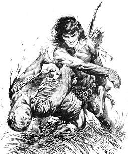 Tarzan és a bajnok