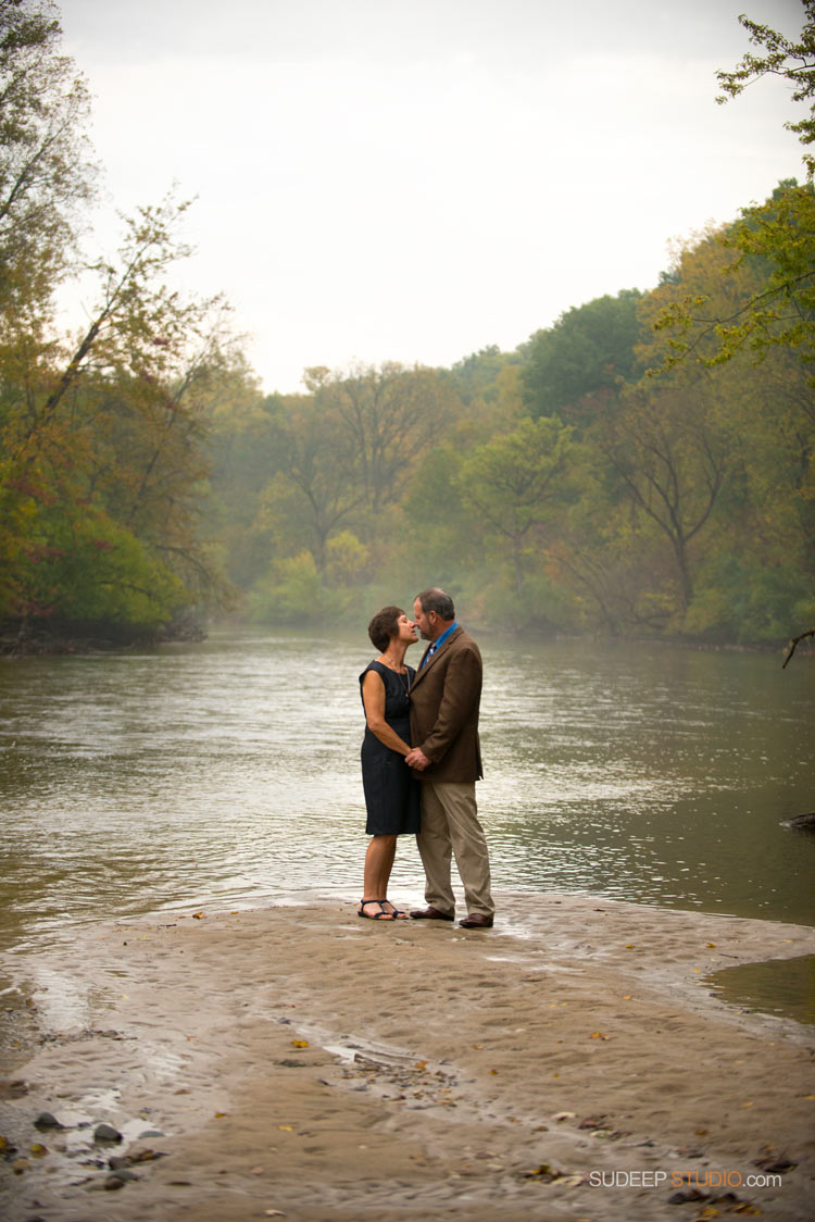 Ann Arbor Arboretum Engagement Session - SudeepStudio.com Ann Arbor Wedding Photographer