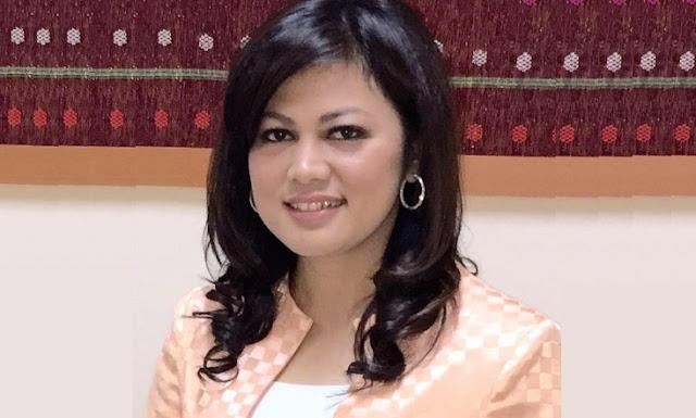 Menilik Kecantikan Rinawati Sianturi, Anggota DPRD Sumut yang Ditetapkan KPK sebagai Tersangka