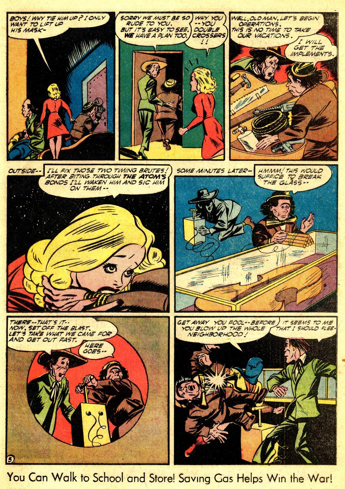 Read online All-American Comics (1939) comic -  Issue #60 - 25