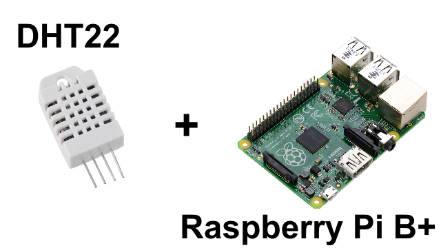 ligar sensor temperatura DHT22 raspberry