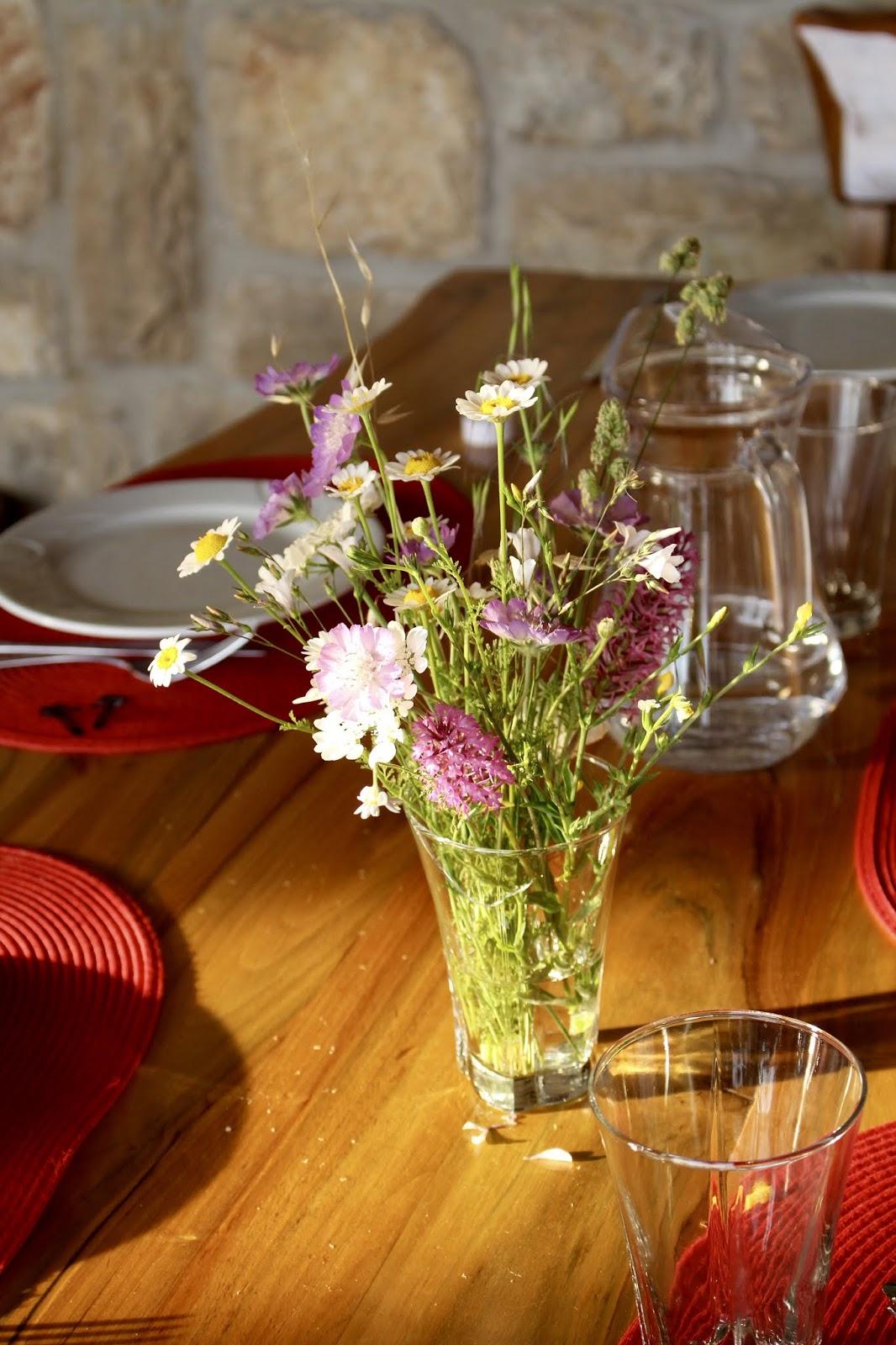 Kroatische Wiesenblumen