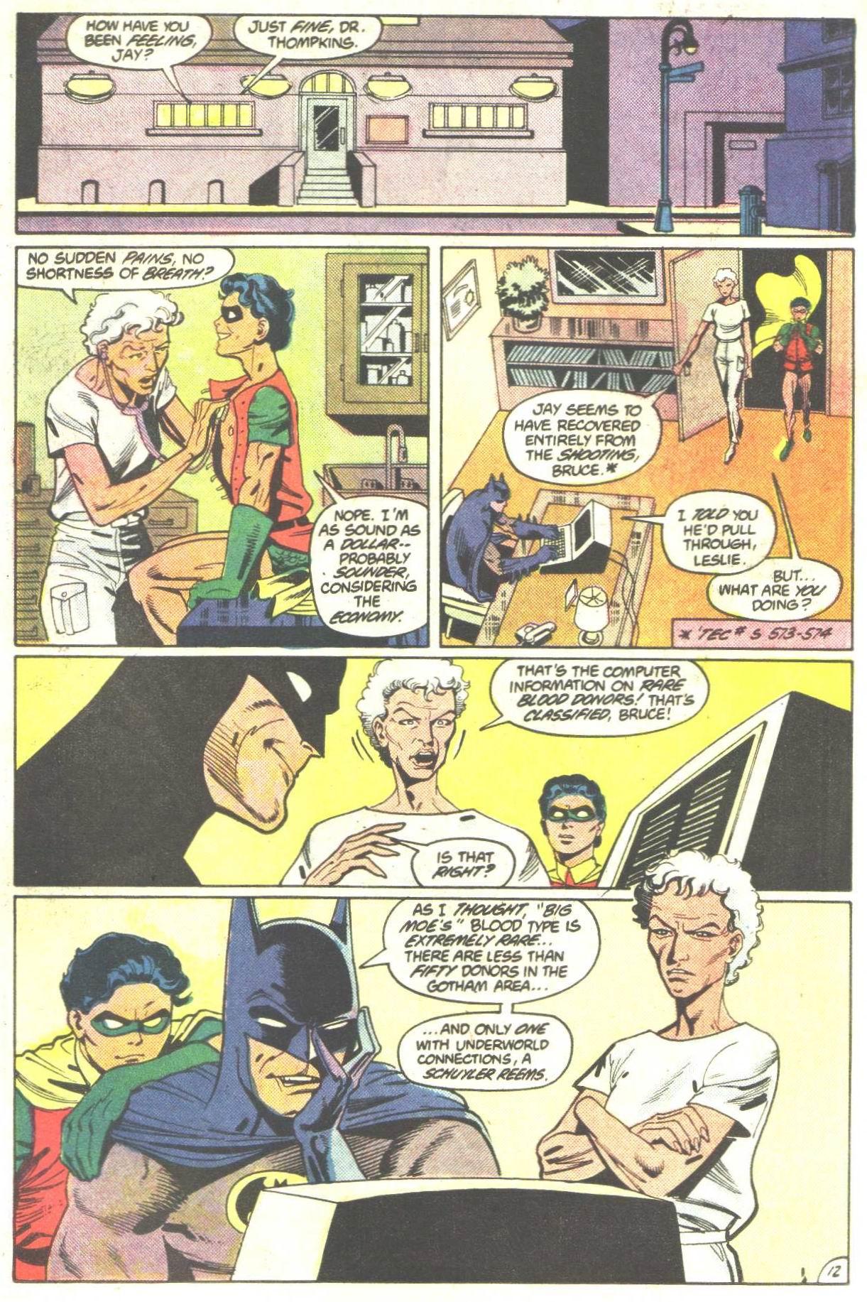 Detective Comics (1937) 579 Page 17