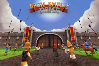 Grow Empire Rome Mod Apk v1.2.2 Terbaru Full version