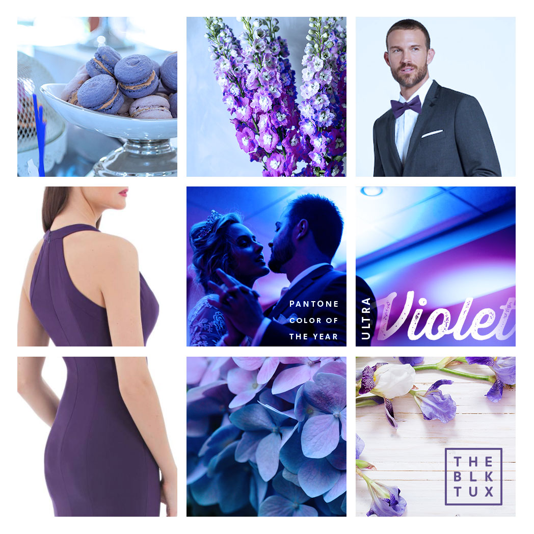 Pantone Colour of the Year - Spring Wedding Colour Combination