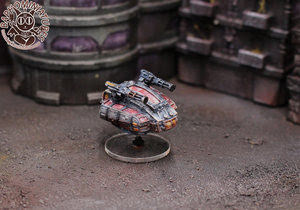 Charon Light Infantry Transport picture 3