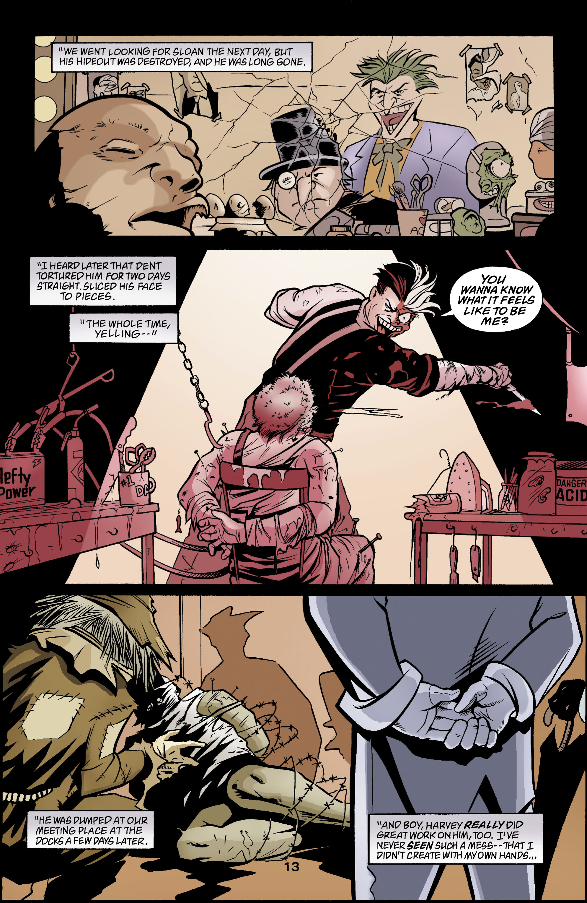 Detective Comics (1937) 781 Page 13