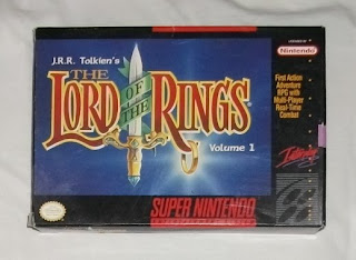 The Lord of the Rings Vol. I - Caja delante