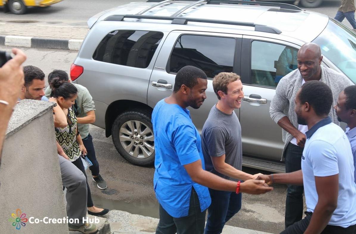 mark zuckerberg visit africa