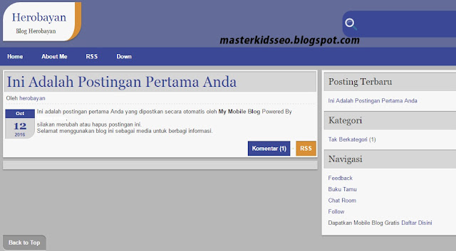 Blog Builder Indonesia Terbaru