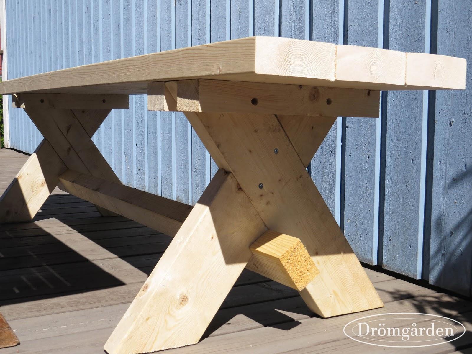 Berömda Drömgården: Bygga en bänk EZ-74
