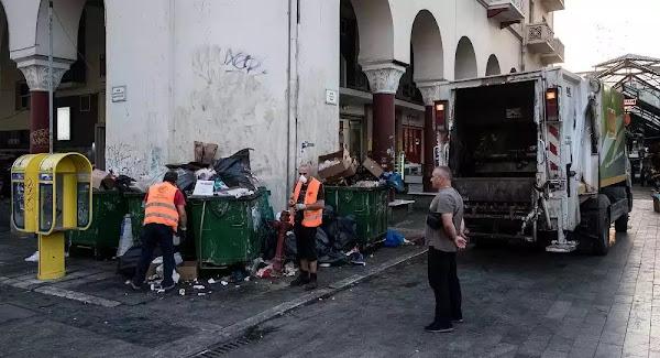 Βρέφος βρέθηκε σε κάδο σκουπιδιών στην Καλαμάτα