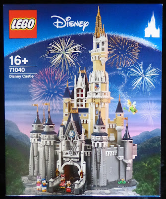 Disney Castle [71040]