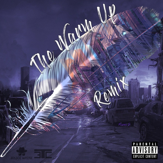 "B.R.U.C.E W.A.I.N.E Drops New Single ""Warm Up Part II"""