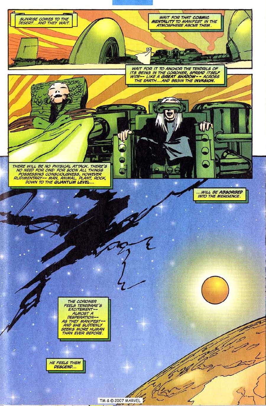 Read online Silver Surfer (1987) comic -  Issue #142 - 31