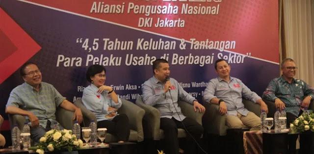Maaf, Pengusaha Besar dan Kecil Menderita Selama Pemerintahan Jokowi