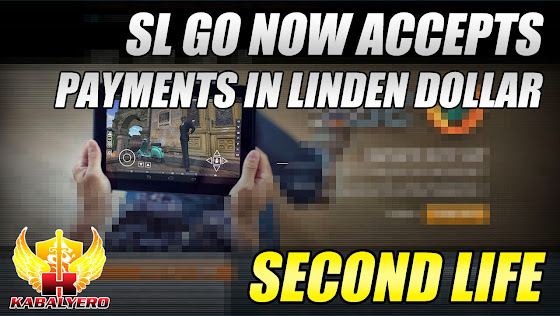 SL Go By OnLive Now Accepts Linden Dollar Payments
