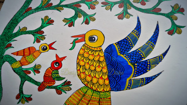 Indian Folk Painting