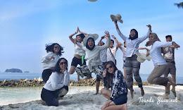 aktivitas seru seharian dalam trip Pulau harapan
