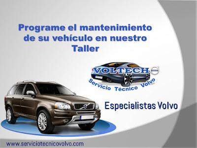 Mantenimiento Programado Volvo