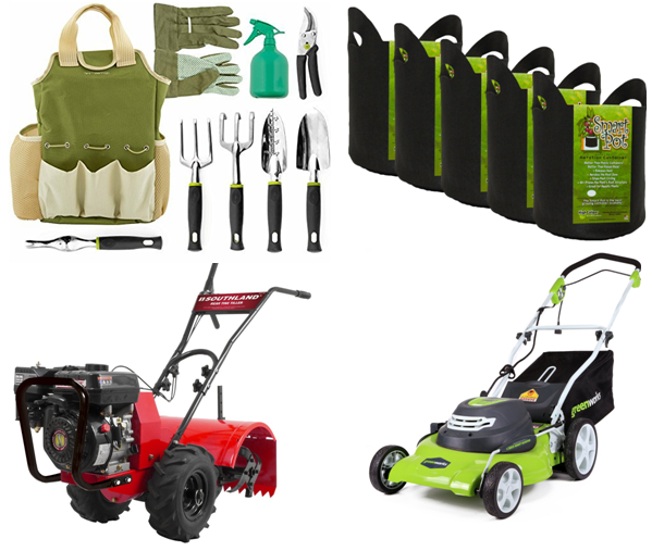 Knowing gardening equipment list gardening tools and for Tools and equipment in planting