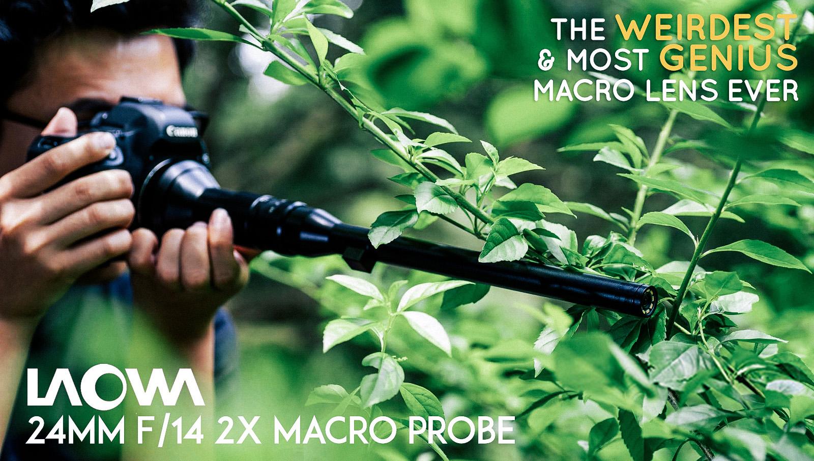 Laowa 24mm f/14 Relay 2x