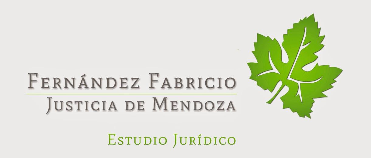 Domicilio Estudio Jurídico Dr. Fabricio Fernandez