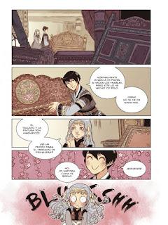 "Comic: Review de ""HARFANG"" de Aurore - Fandogamia"