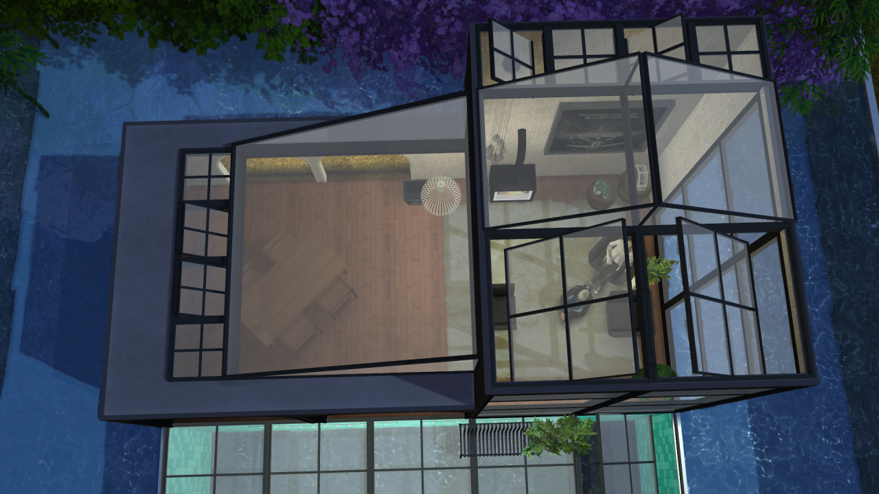 My sims 4 blog skylights by minc78 for 2 window