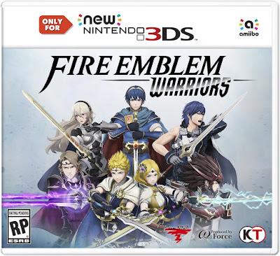 Fire Emblem Warriors Decrypted 3DS USA