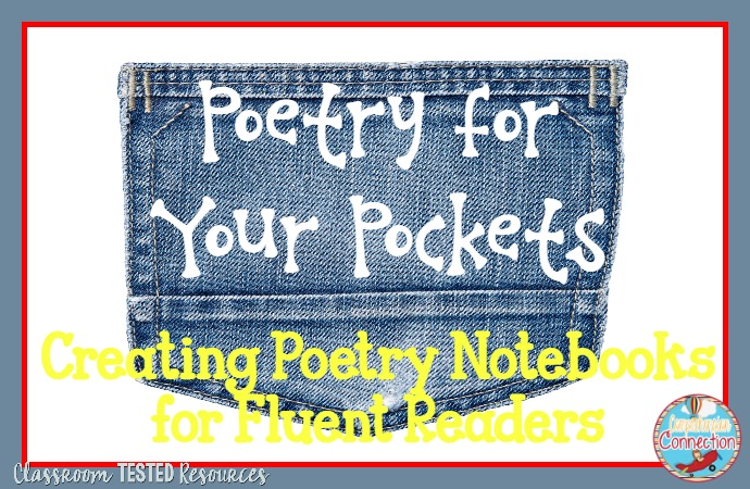 Are your kids fluent readers? If the answer is some, then this post is for you. Creating poetry notebooks for repeated reading is a great strategy for improving fluency. Check out this post for more