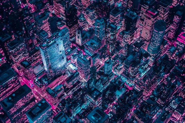 Fotografías-en-neón-Times-Square-xavier-portela