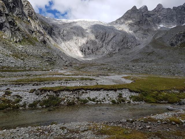 ghiacciaio dell'adamello