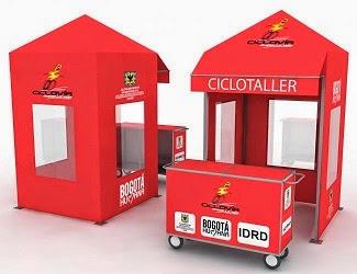 Nuevo ciclo taller Bogotá