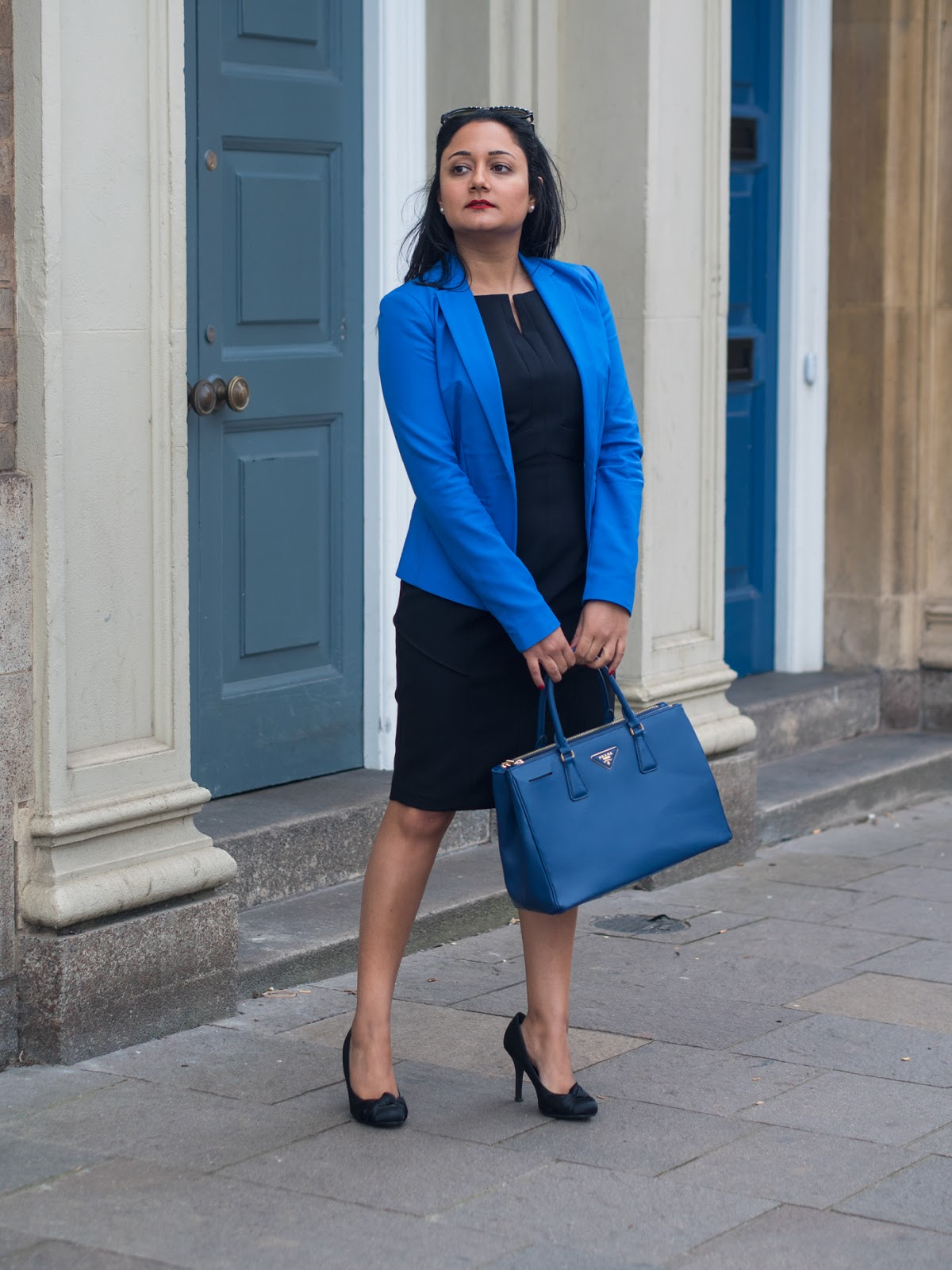 How to style a statement jacket