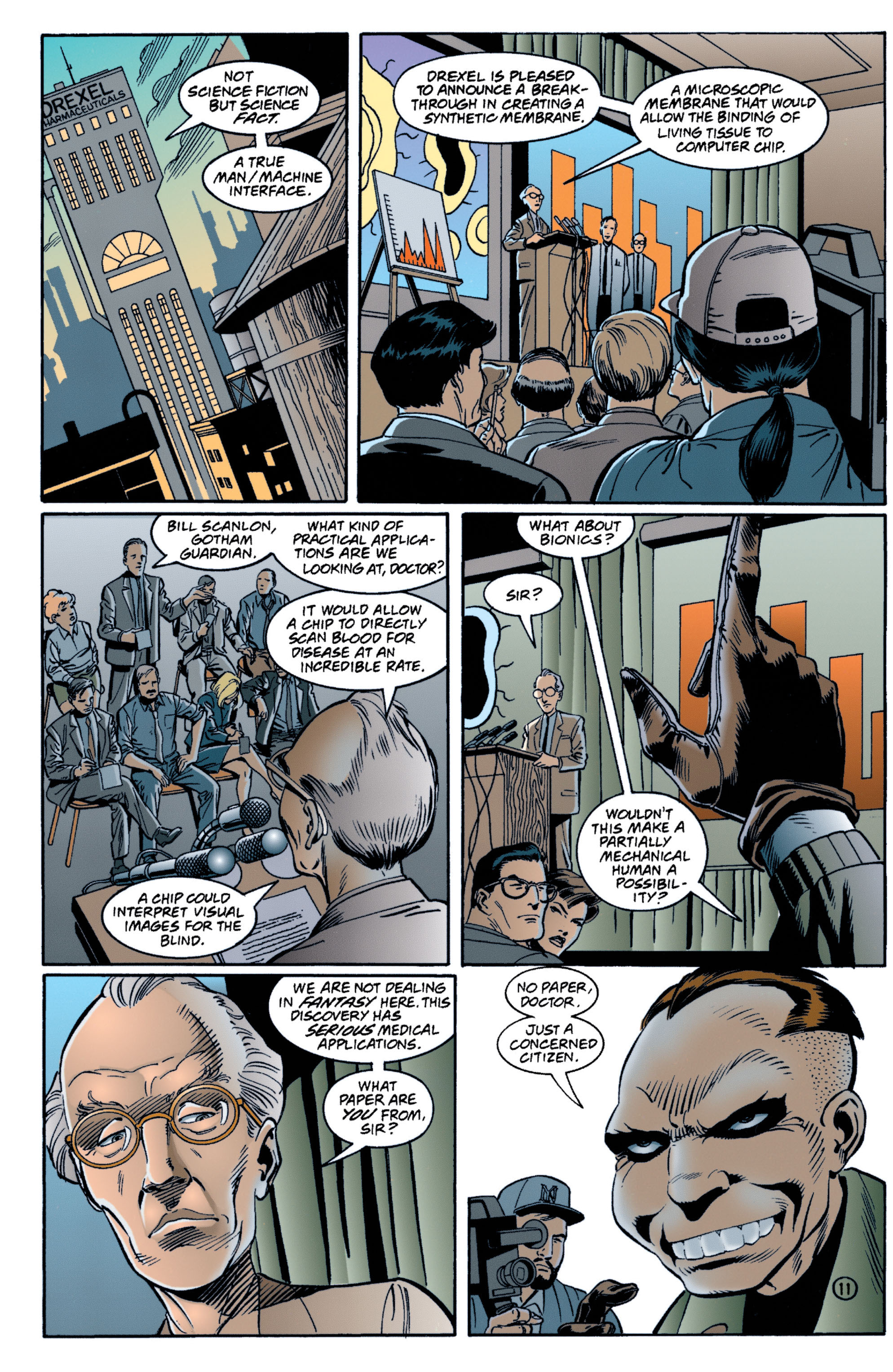 Detective Comics (1937) 717 Page 10